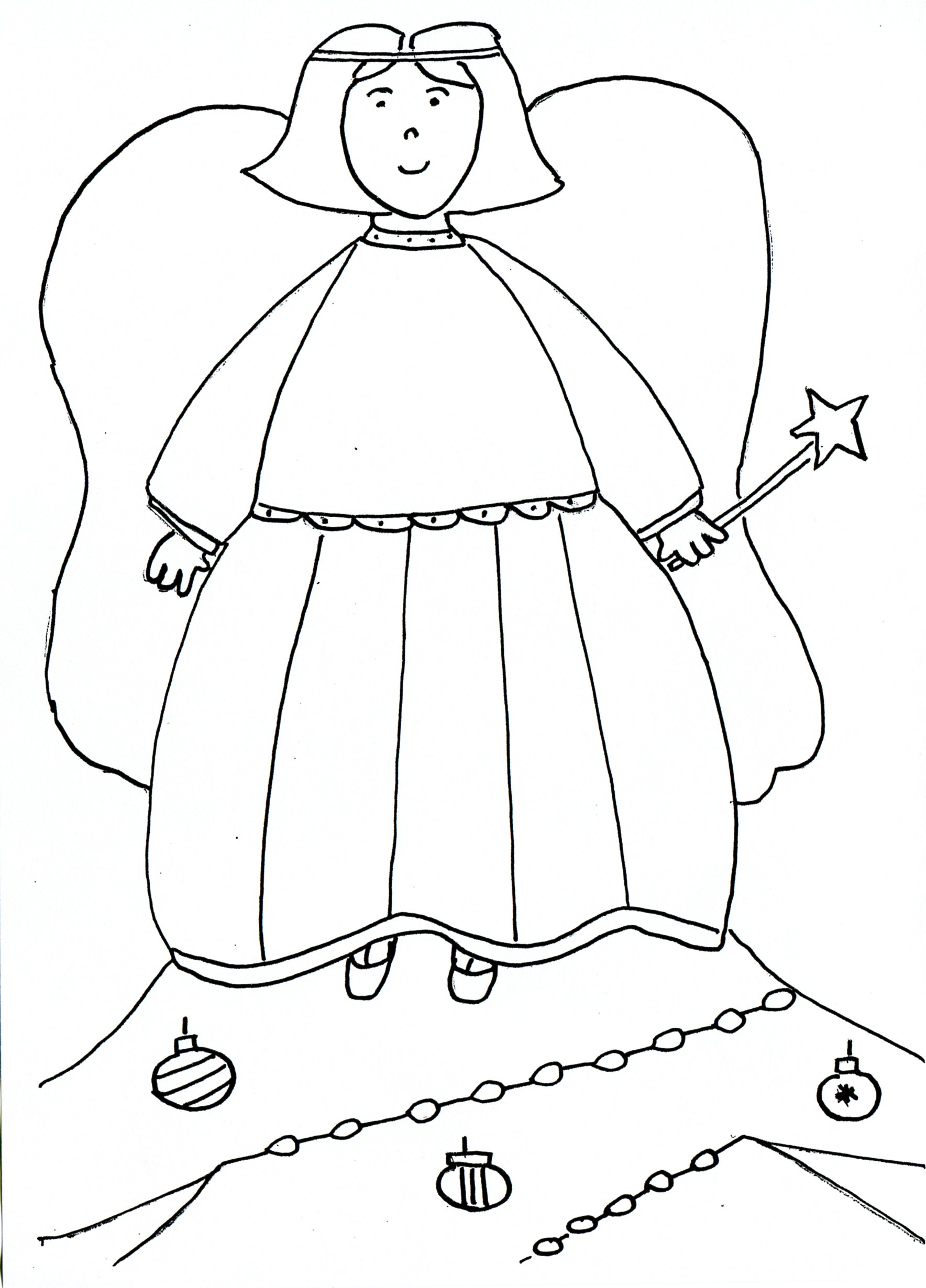 Free Coloring Pages Of Blob Tree